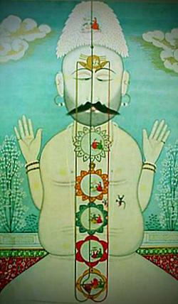 kundalini-chakras