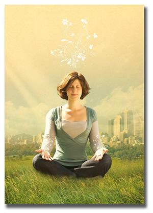 How to do sahaja yoga meditation at home