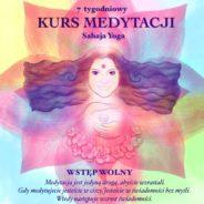 Wiosenna edycja kursu medytacji w Krakowie – już od 20 marca